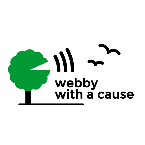 Webby with a Cause
